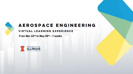 Disponíveis bolsas integrais em intercâmbio virtual de Engenharia Aeroespacial