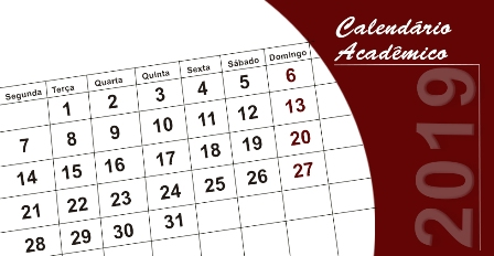 01b14825c O Calendário Acadêmico de 2019 já está disponível no site da Pró-Reitoria  para Assuntos Acadêmicos (Proacad) da UFPE. O edital de matrícula do  semestre ...