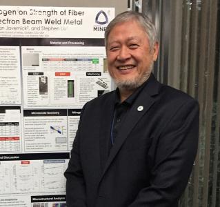 Prof. Stephen Liu da Colorado School of Mines participa de banca de defesa de mestrado no PPGEM-UFPE